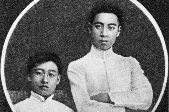 Li Fujing-Zhou Enlai