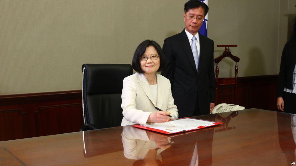 Tsai Ing-wen