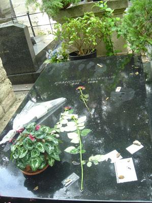 4特吕弗之墓