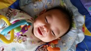 睡梦中的苏米珂