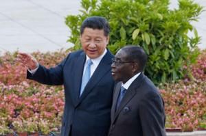 Xi Jinping-Africa