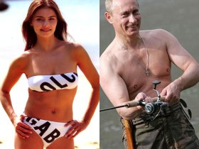 普京与男性荷尔蒙