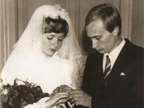普京夫妇离婚内幕