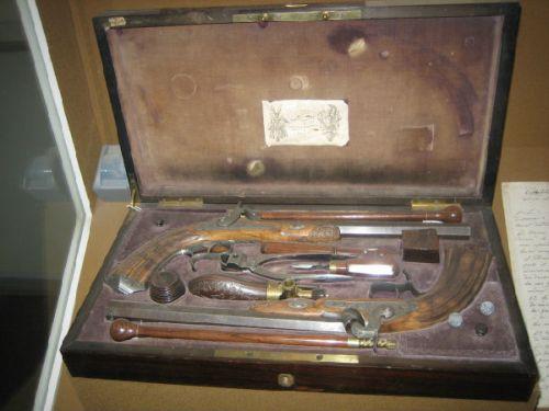 普希金的双枪
