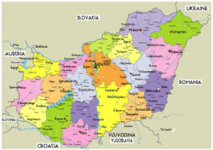 Map-East Europe