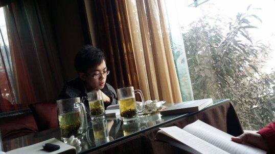 死于拆迁的老茶馆