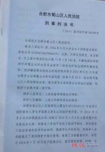 Li Huaping-verdict