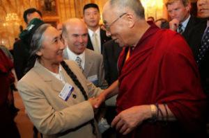 Dalai Lama-Rebia
