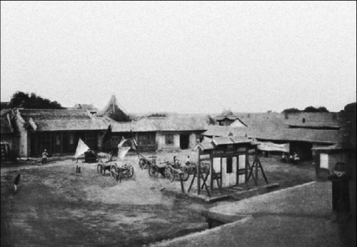 1860年:俄国人如何趁火打劫进北京?