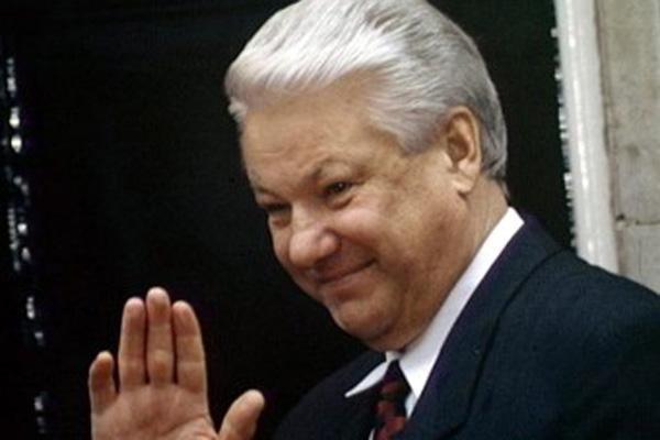 叶利钦竞选总统