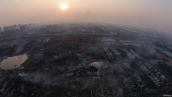 天津爆炸11