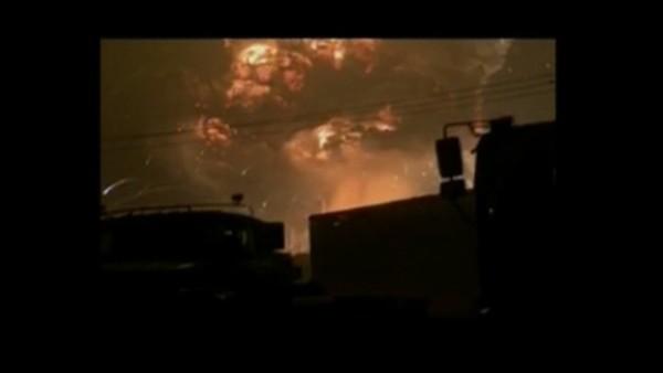 天津爆炸12