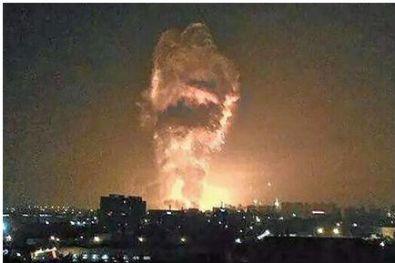 天津爆炸14