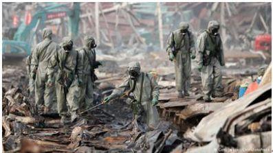 天津爆炸15
