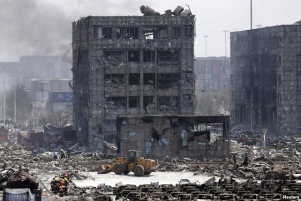 天津爆炸9