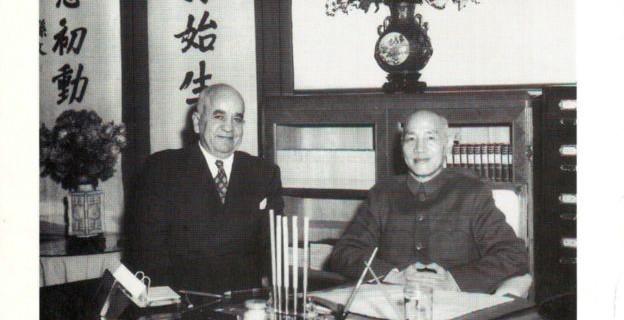马坤-蒋介石