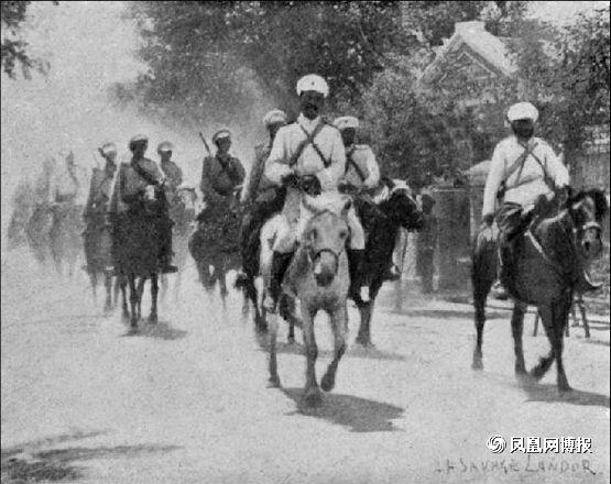 庚子北京之战:俄军何以迅速瓦解清军防御(上篇)