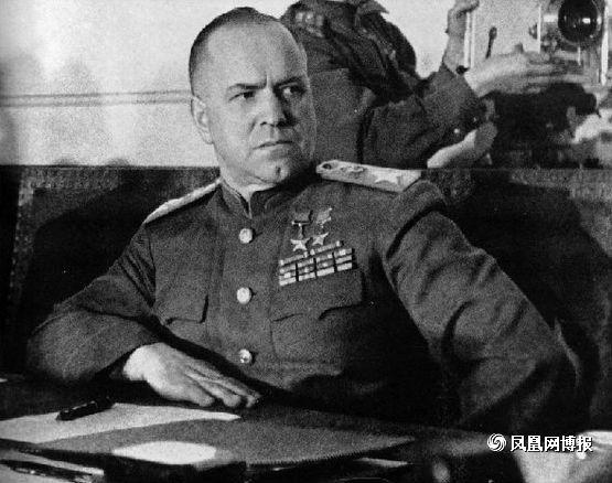 朱可夫力挽狂澜的秘诀:白天拜列宁,晚上敬上帝