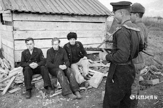 苏联战俘营:外国战俘如何被强劳(上篇)