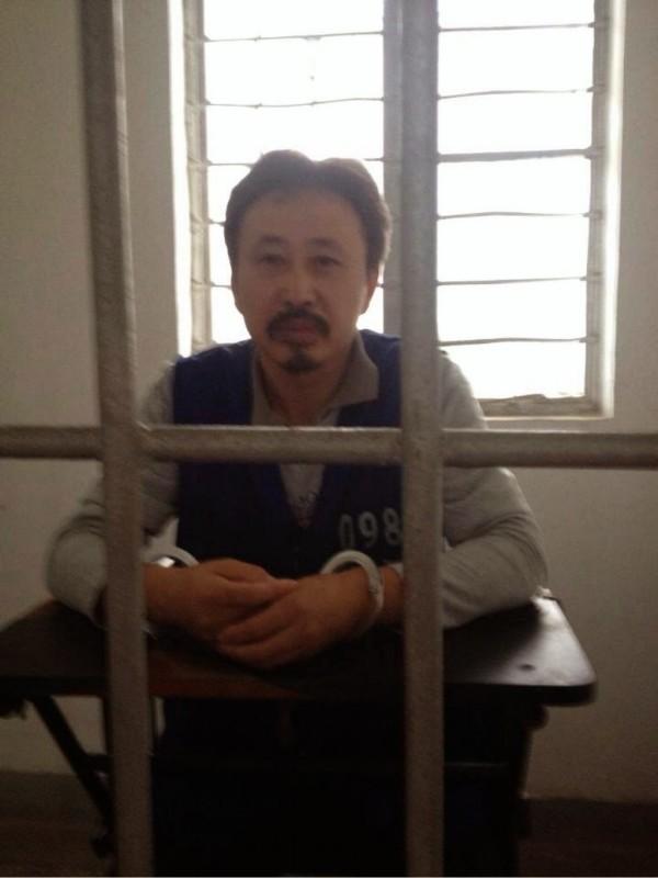 王默在看守所
