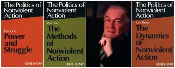 gene-sharp books