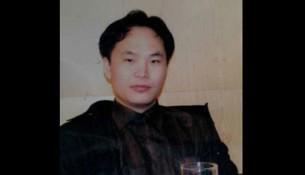 """长居新疆的河南维权人士张海涛,被指""""煽动颠覆国家""""及""""为境外提供情报"""",遭中国政府判处入狱十九年。(昔日摄:家属提供)"""