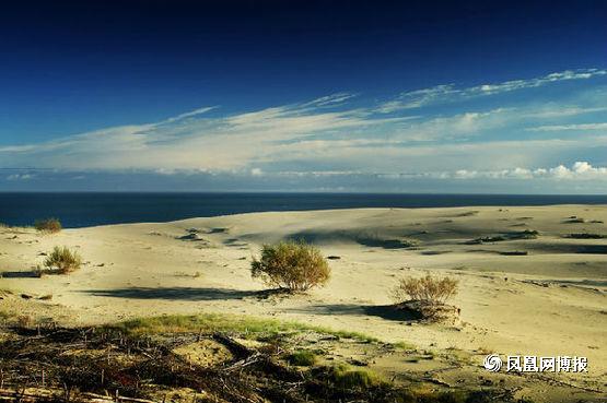 海浪、沙滩、天鹅湖:我的雾霾庇护所1