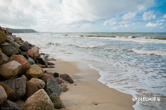 海浪、沙滩、天鹅湖:我的雾霾庇护所2