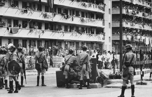 中共在港分支曾在香港策划六七暴动事件