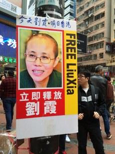 刘霞-香港