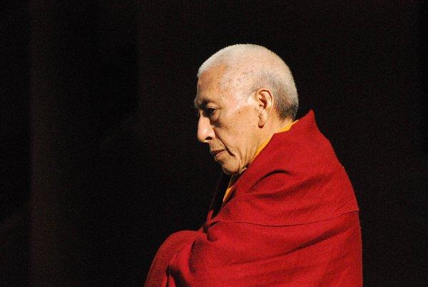 朱瑞:首相桑东仁波切谈西藏流亡社会民主政体的建立1