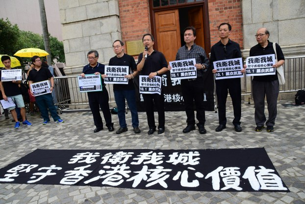 施英:一周新闻聚焦:香港《明报》执行总编突遭解雇,新闻自由再敲警钟5