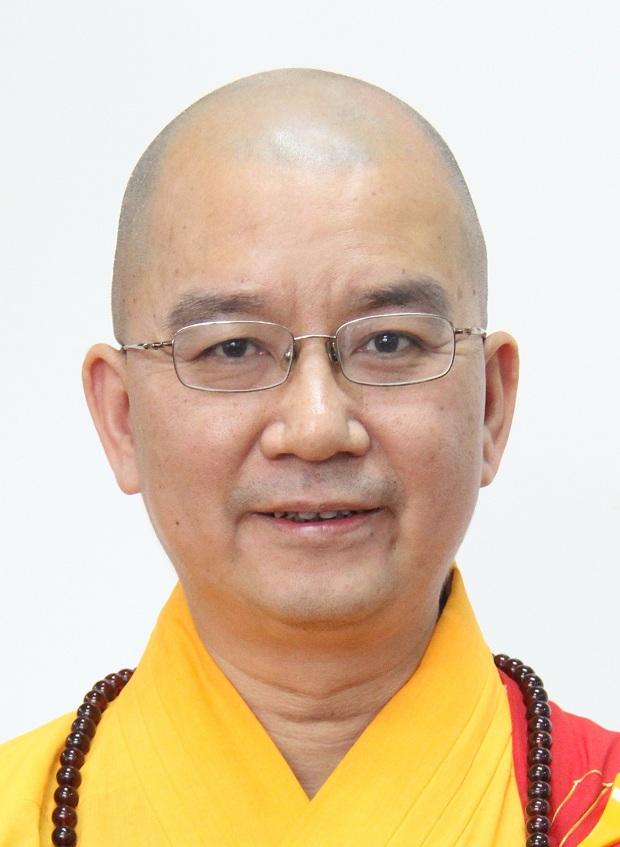 中国佛教协会会长学诚