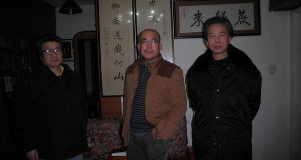 王学东:陈墨、李亚东、九九