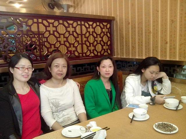 许万平:政治犯的太太们2