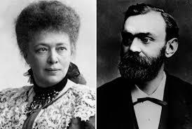 Bertha Von Suttner-Alfred Nobel