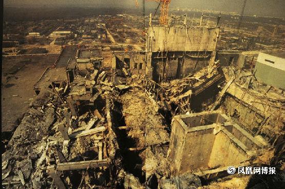 切尔诺贝利核电站事故1