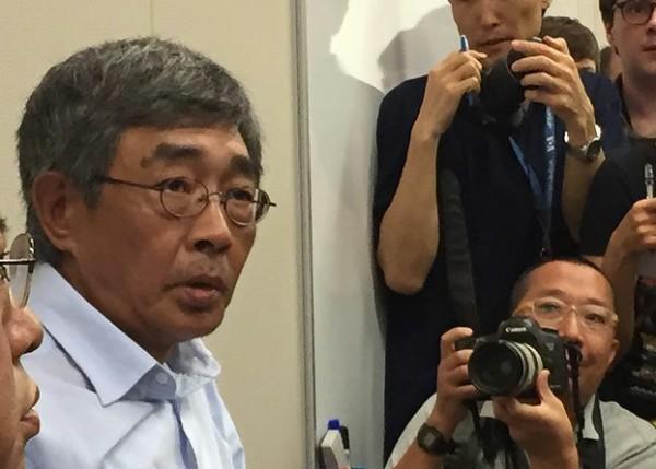 林荣基指被非法扣查