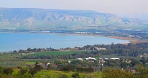 加利利海和戈蘭高地