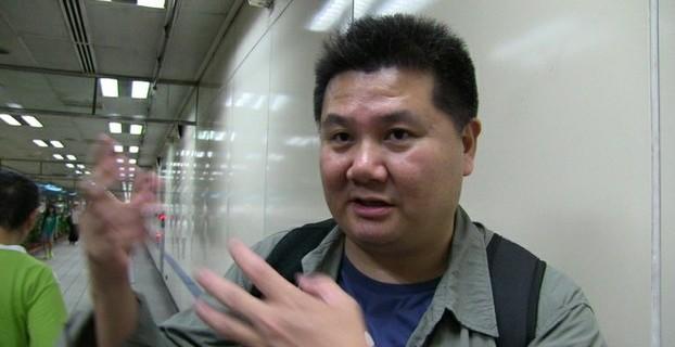 台湾纪录片导演李惠仁认为台独的议题会变成中国的提款机