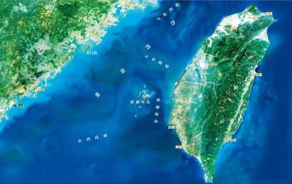 中华民国所在地台湾