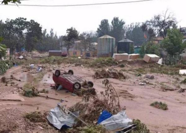 在中国几乎每年都发生邢台洪灾那样的大灾害,显示各级政府只重视经济发展,不重视居民的生命。