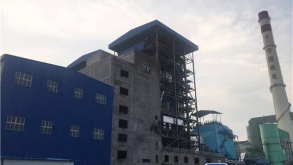 2016年8月11日发生爆炸的中国湖北当阳市一发电厂
