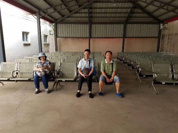 709大抓捕案:声援者、外交官到天津法院,疑未开庭2