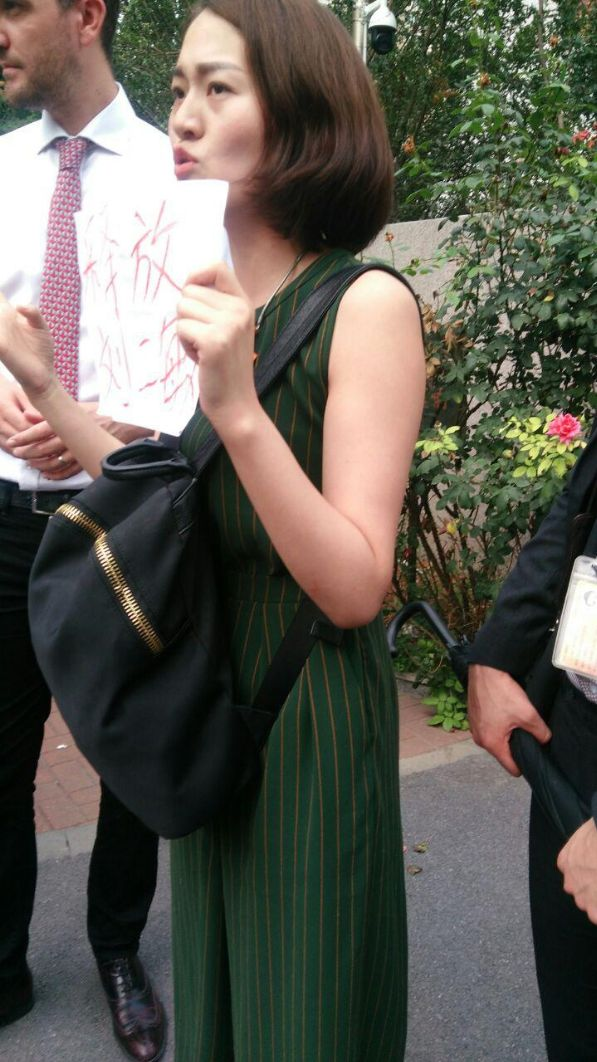 709大抓捕案:声援者、外交官到天津法院,疑未开庭8
