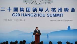 习近平在G20杭州峰会上致闭幕辞