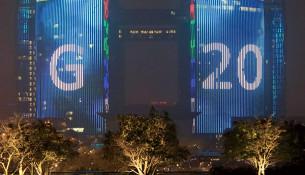 极尽奢华的G20峰会