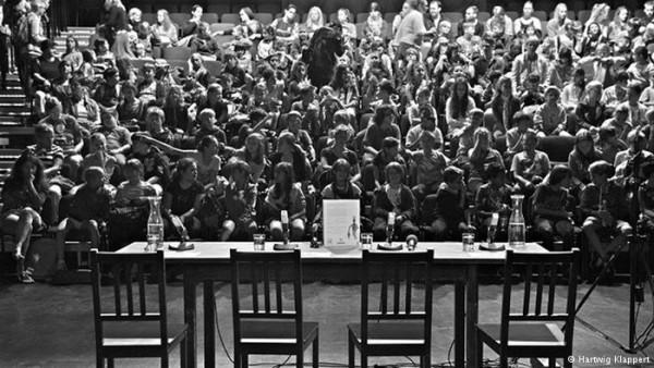 第16届柏林国际文学节宣传照