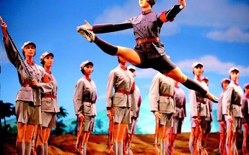 红色娘子军-文革