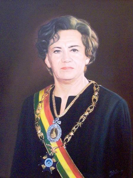 Lydia Gueiler Tejada